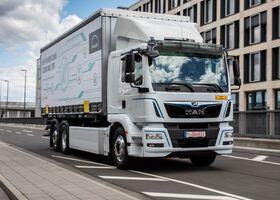 MAN eTGM - 100% Elektrische truck