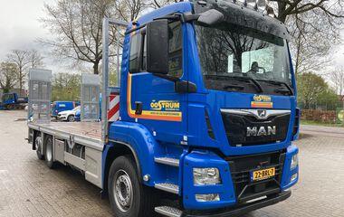 MAN TGS 28.430 BL oprijwagen